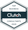 We were rated the TOP4 Small Business Consulting Firm in 2020 per Clutch