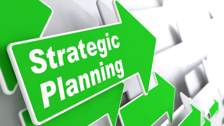 Rules and stages of strategic planning