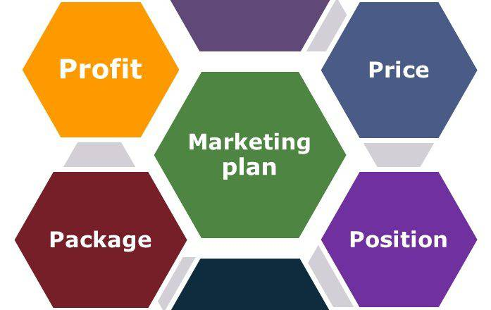 Analysis of the marketing plan template