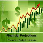 Financial projection in a recession