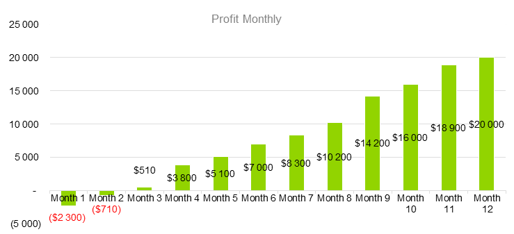 Occupational Therapy Business Plan - Profit Monthly