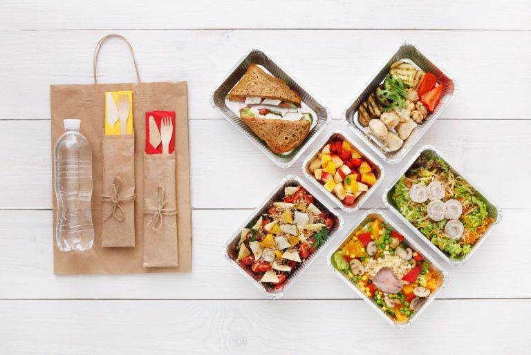 food delivery business from home