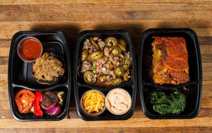 Food Delivery Service Business Plan
