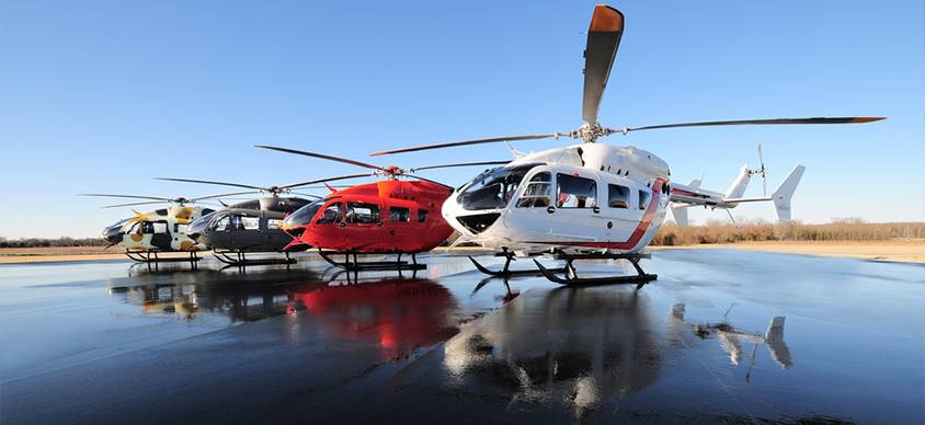 helicopter business planning