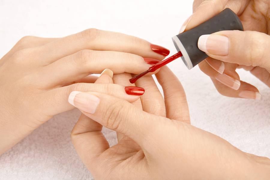 nail business plan