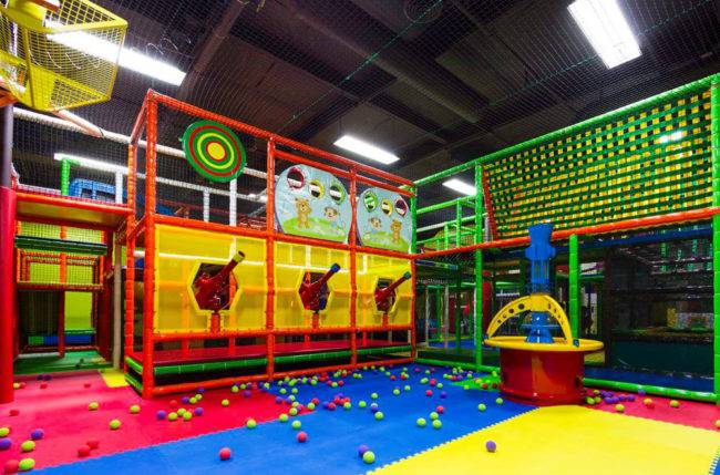 Indoor Playground Business Does Not Play Around with Success 1