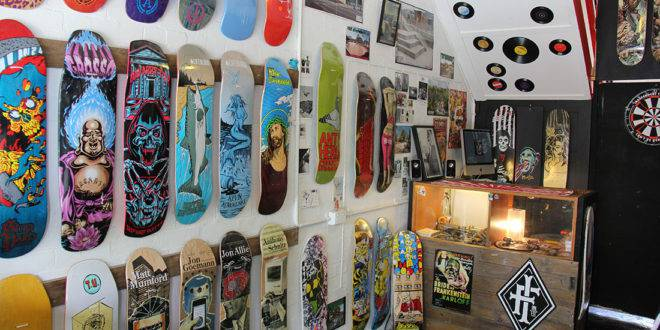 General Points of the Skateboard Business Plan 1