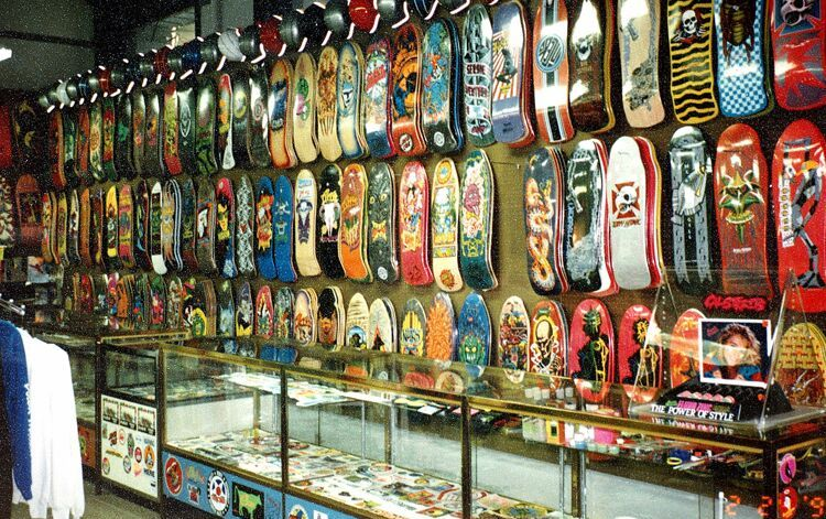 skateboard business plan