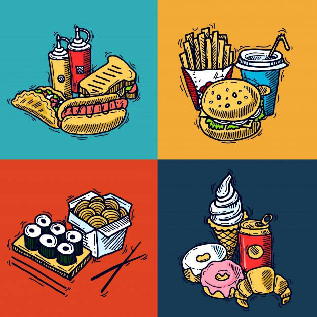 sample of fast food restaurant business plan