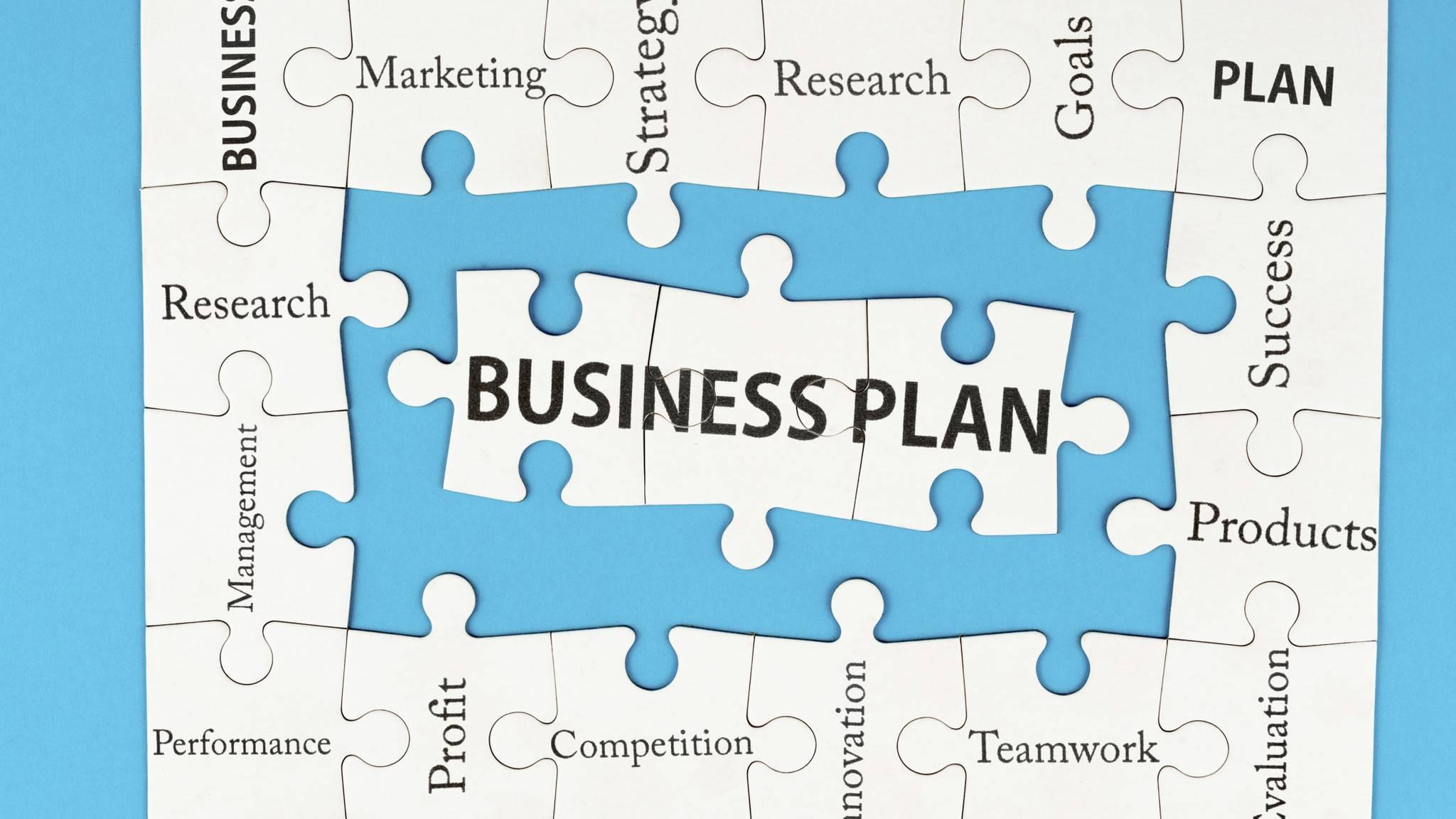Speaker business plan