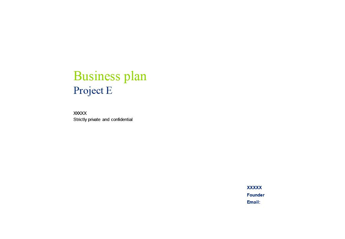 Business plan cover letter for investors College paper Help