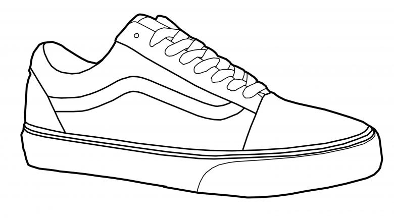 Create A Shoe Line Business Template