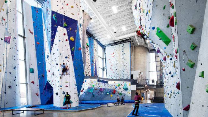 Bouldering gym business plan