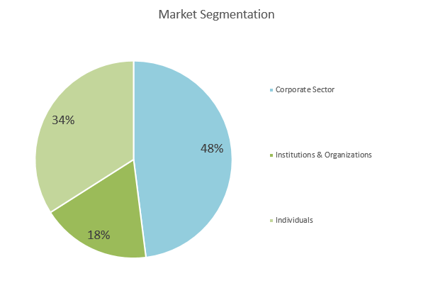 Credit Repair Business Plan - Market Segmentation