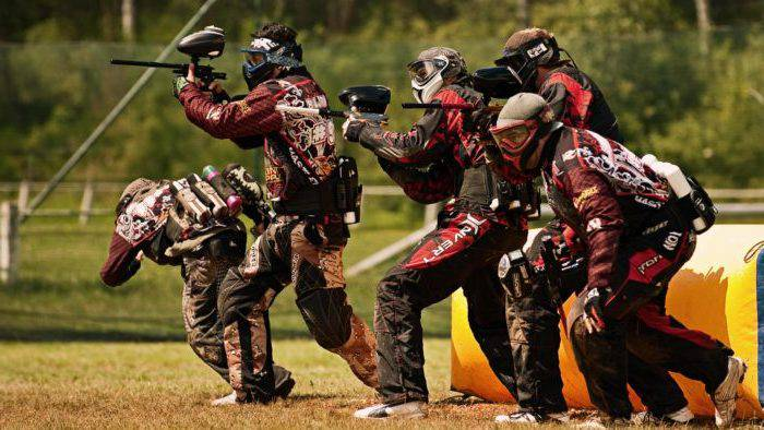 Paintball Business Plan