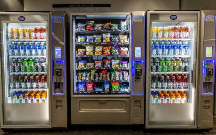 vending machine business plan