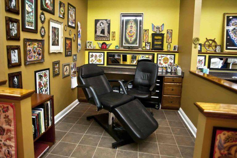 Tattoo Shop Design Ideas: Tatoo Shop Business Plan