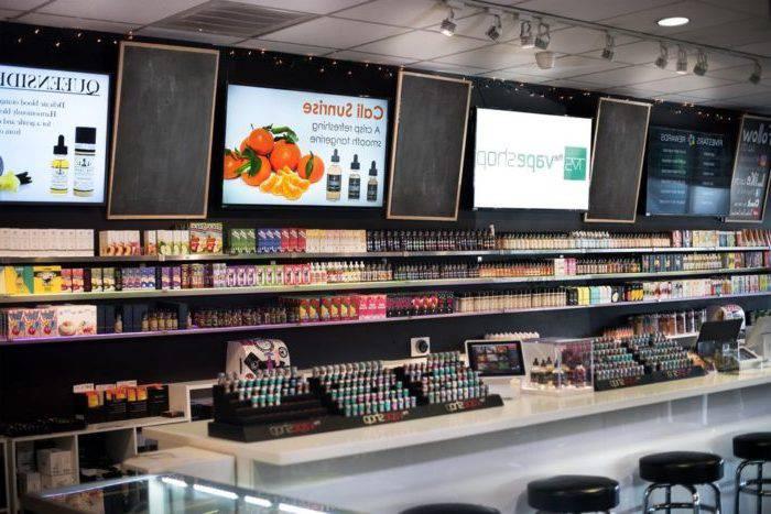Vape Shop Business Plan Ogs Capital