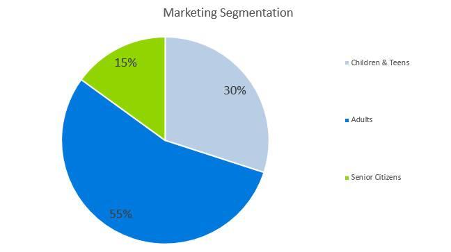 Karaoke Business Plan - Market Segmentation