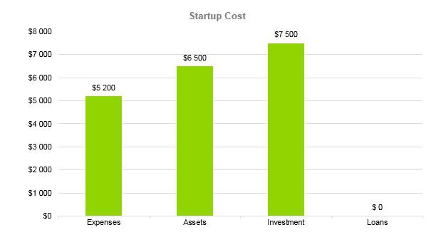 Cyber Security Business Plan - Startup Cost