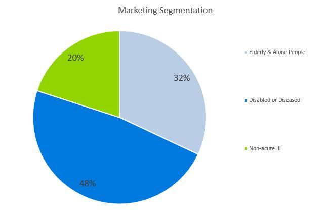 Nursing Home Business Plan - Marketing Segmentation
