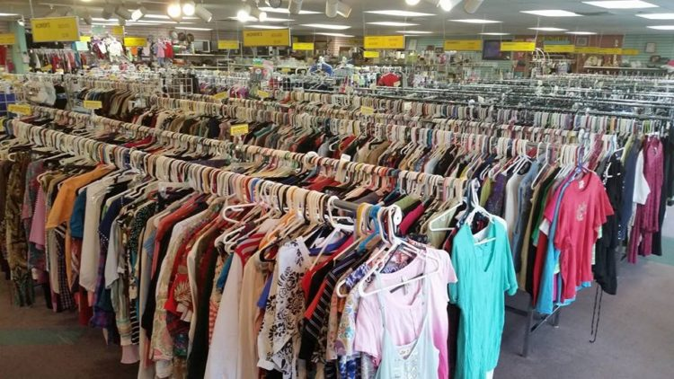 business plan for a thrift store