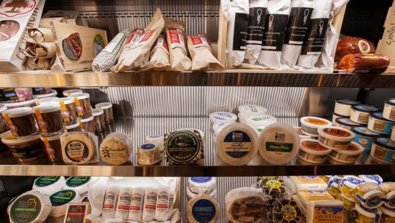 gourmet food store business plan sample