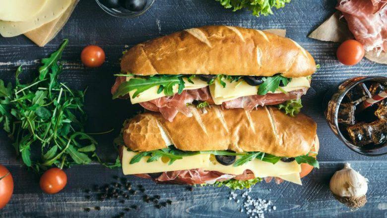 sandwich shop business plan