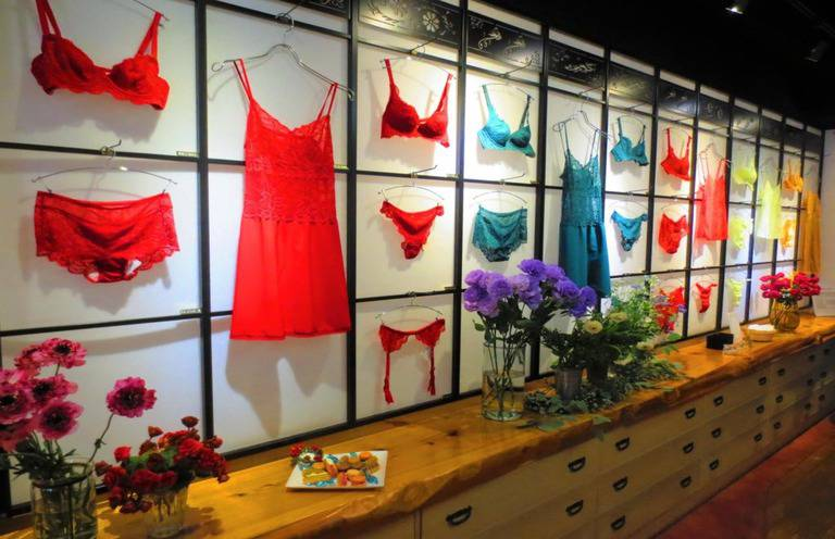 how to start a lingerie line