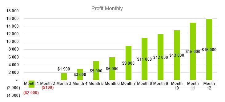 Window Tint Business Plan - Profit Monthly